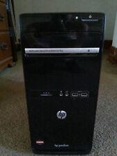 HP P6-2310 DESKTOP,AMD A4-3420 2.8GHZ, 500GB,6GB RAM,WIN 10,Office '10Home, WiFi