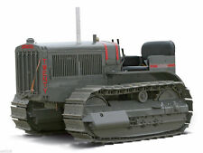 Norscot Cat Twenty Track-Type Tractor with metal tracks 1/16 scale Diecast 55201