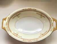 F&B Co.. Meito China Serving Bowl Hand Painted Japan