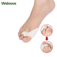 Foot Care Silicone Toe Separator Hallus Valgus Big Bone Correction