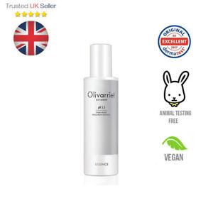 Olivarrier Dual Moist Hyaluron Essence Serum Vegan Korean Skincare - UK SELLER