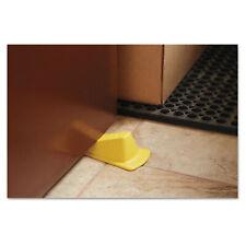 Master Caster Giant Foot Doorstop, No-Slip Rubber Wedge, 3-1/2w x 6-1/4d x 2h, S
