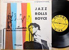 JAZZ ROLLS ROYCE LP: Omega OSL-5 LIGHTHOUSE ALL STARS at UCLA Homecoming 1957
