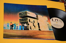 IF LP THREE 1° STAMPA ORIG ITALY 1971 EX+ GATEFOLD LAMINATED COVER TOP COLLECTOR