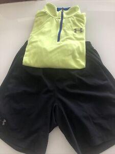 Under Amour Sportset Shirt  und Hose GR M run