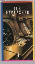 IFR Refresher Course By Aviation Training Center VHS Tape #4  C-1