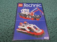 LEGO Technic Bauanleitung Instruction - 8839 - Supply Ship Bergungsschiff
