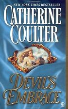 Devil's Embrace by Catherine Coulter (2000) New ! Reissue
