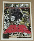 Topps Tyler Stout Mondo Star Wars Episode IV 4 A New Hope LE Movie Poster Card