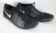 Nike Women's Shoes Free Transform Flyknit Black White Size 9 FREE SHIPPING!