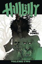 HILLBILLY VOL #2 TPB Albatross Funnybooks Eric Powell Fantasy Comics #5-8 TP