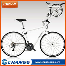 Folding Bike 700C Road Bicycle Shimano 24S 10.5kg DF-702W Size 520mm