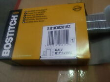 Bostitch SB10302010Z 10mm Staples, box of 2,900. Fit P50-10B & P51-10B-E Pliers