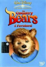 The Country Bears - I Favolorsi (2002) DVD Ologramma Tondo
