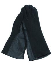 US Army Nomex Pilot'S Gloves Black Size 8 / S Flight Gloves Pilots Fire resi