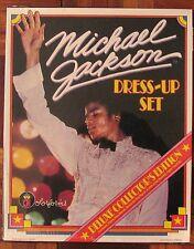 COLORFORMS Michael Jackson Dress Up MISB NEW COLOR FORM DELUXE DRESS UP