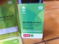 ORF ICE SAT-Karte Digital mit Garantie!und Service!NEU Servus TV mit Bundesliga
