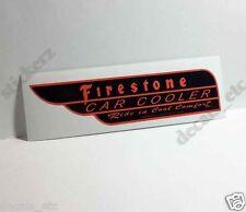 Thermador / Firestone Car Cooler Sticker, evaporative swamp cooler decal