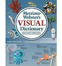 Merriam-Webster's Visual Dictionary by Inc. Staff Merriam-Webster (2012,...