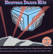 ~COVER ART MISSING~ Various Artists CD Nouveau Dance Hits Enhanced