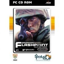 Operation Flashpoint (PC CD), Very Good Windows 2000, Windows XP, Window Video G