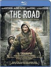 THE ROAD (Blu-ray Disc, 2010) New / Factory Sealed / Free Shipping