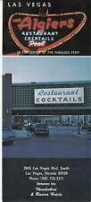 "Vintage Brochure ""The Algiers"" Las Vegas Nv."