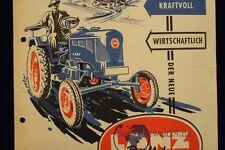 org. VK Prospekt Lanz Bulldog Diesel 13 PS - 60 PS