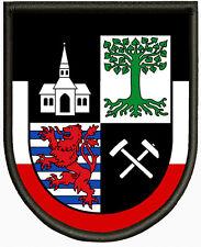 Wappen von Gelsenkirchen , Aufnäher ,Pin, Aufbügler
