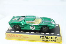 DINKY TOYS 215  * FORD G.T RACING CAR  * 1:43 * ORIGINAL 1965 * OVP