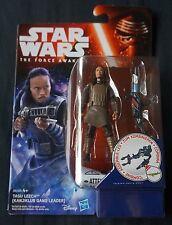 "Tasu Leech / Star Wars / The Force Awakens / 3.75"" Action Figure / 2015"