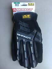 Mechanix Wear M-Pact Impact Protection Black / Grey Gloves (MPT-58-011, XL)