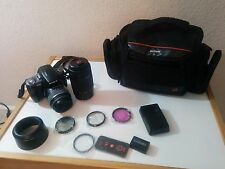 Sony Alpha DSLR-A300 10.2 MP Digital SLR Camera - Black (Kit w/ DT 18-70mm...