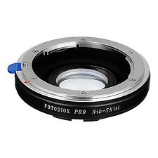 Fotodiox Lente Adaptador de montaje Nikon F Lente Sony-Montaje de Cámara Para Alpha A Son..