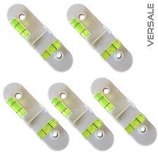 5 x Bohrschablone Hohlwanddose Schalterdose Steckdose Licht-Schalter Wasserwaage