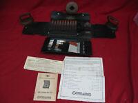 Vintage Pasteurization Test Kit