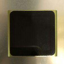 Apple iPod nano 6th Generation Green (8 GB) Model MC689LL