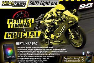 Honda Crosstourer 1200 Mit DCT Healtech Shift Licht Pro - Offiziell Verkäufer