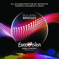 EUROVISION SONG CONTEST, VIENNA 2015  2 CD NEU