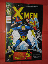 ABSOLUTE MASTERWORKS- N°4- X MEN- -CARTONATO-MARVEL PANINI- sigillato