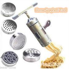 Stainless Steel Pasta Noodle Maker Fruit Juicer Press Spaghetti Kitchen Tool