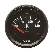 VDO TEMP GAUGE  12V 52mm WITH SENDER
