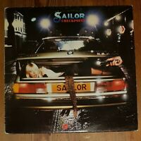 Sailor ‎– Checkpoint Vinyl LP Album 33rpm 1977 Epic ‎– S EPC 82256