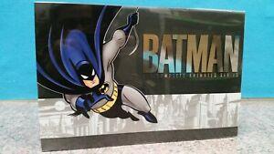 BATMAN THE COMPLETE ANIMATED SERIES DVD REGION 1 - FREE POST