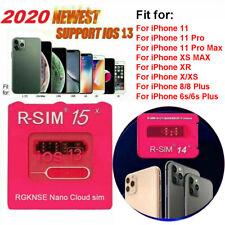 R-SIM15/RSIM14+ Nano Unlock RSIM Card for iPhone 11 Pro Max/11/XS/XR iOS13.6