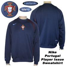 Originale Portogallo Nike Giocatore Player Pre Match Sweat Shirt S NUOVO Felpa