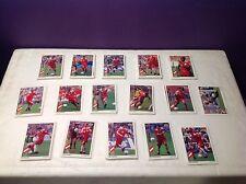 (140) Team Canada Soccer Cards UPPER DECK WORLD CUP 1993