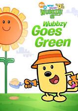 Wow! Wow! Wubbzy!: Wubbzy Goes Green (DVD, 2010) * NEW *