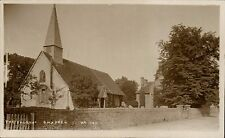 Chappel near Earls Colne & Colchester. The Church.