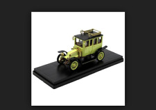 Renault Tipo X 1907 Yellow 4307 1/43 Rio Made in Italy